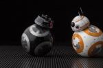 《星球大战8》新机器人角色曝光 BB-9E正式亮相