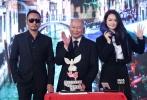 9月5日,吴宇森导演新片《追捕》在京举办发布会,他与主演张涵予、戚薇一同亮相,并宣布影片改档11月24日。据悉,《追捕》将在第74届威尼斯优乐国际节非竞赛单元进行全球首场展映,发布会次日剧组就将赶赴欧洲。