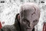 《星球大战8》人物海报 安迪·瑟金斯饰超级反派