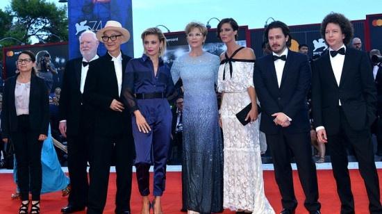 第74届威尼斯电影节完整获奖名单