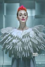 《电锯惊魂8》宣传海报 护士惊悚来袭全国