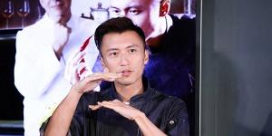 谢霆锋透露忙于《锋味》拍摄 希望打造自己的品牌