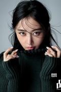 张天爱最新杂志大片曝光 冷艳动人女王范儿十足