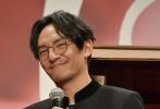 当日,作为本届东京电影节的特邀作品,《龙先生》导演萨布与主演张震携电影亮相六本木、与媒体对话。