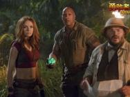 《勇敢者游戏:决战丛林》沙龙网上娱乐 巨石强森勇闯丛林