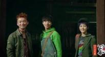 王俊凯首次当男一号有压力 看纪录片揣摩角色