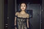 安以轩低胸纱裙亮相维密秀 造型百变秀性感美腿
