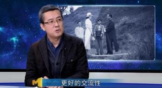 """梅峰导演聊新""""文人电影"""" 和观众交流不成问题"""