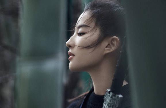 刘亦菲参演真人版 花木兰 影片将于明年9月上映