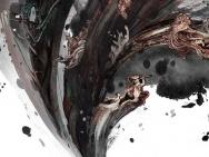 《奇门遁甲》发布泼墨风艺术海报 渲染玄学色彩