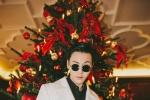 陈伟霆德国看秀街拍写真曝光 提前解锁圣诞季