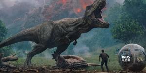 《侏罗纪世界2》首曝预告 恐龙集体暴走帕帕狂奔