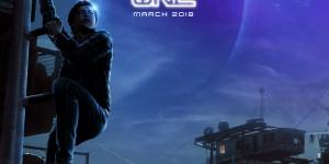 《玩家一号》海报预告双联发 全新世界开启大门