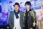 《解忧杂货店》路演 王俊凯教导演韩杰说重庆话