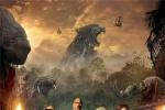 全球破5《勇敢者游戏》夺冠 恐怖片《潜伏4》惊喜