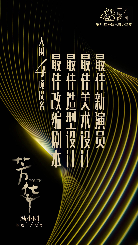 图库 电影海报 > 芳华