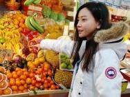 Get林佳同款芒果!《前任3》于文文逛菜市场