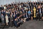 入围本届奥斯卡提名的他们,在这里照了张合影