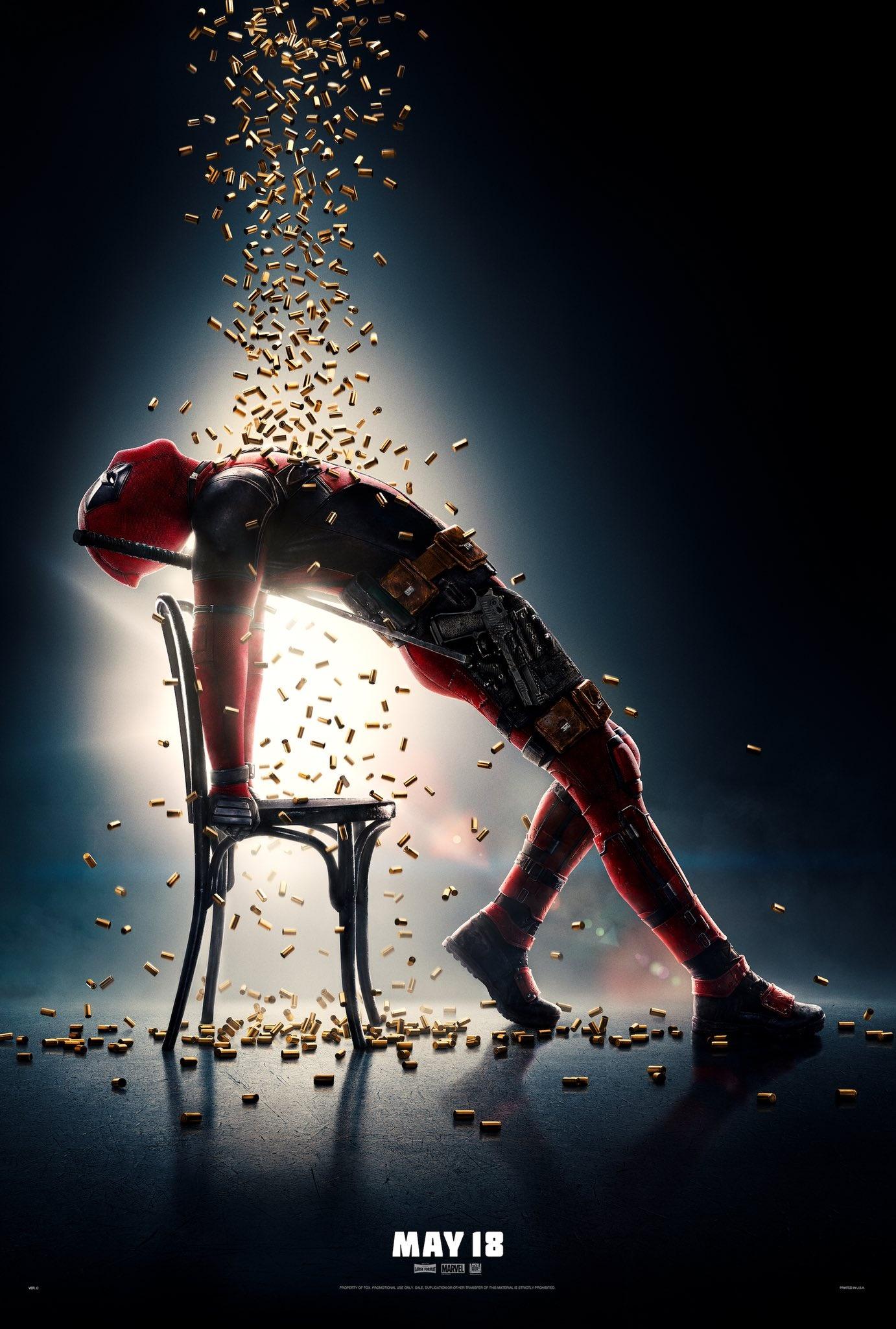Deadpool 2 ile ilgili görsel sonucu