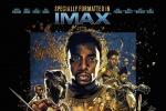 《黑豹》曝IMAX海报 呈现2018首部超级英雄片
