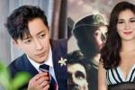 韩庚女友卢靖姗胸前疤痕明显 因拍戏太刻苦受伤