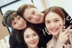 """杨丞琳和4inlove重聚 粉丝集体喊""""妈""""惨遭催婚"""
