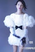 周迅开季刊时尚d8899尊龙娱乐游戏 优雅又摩登的超时空精灵