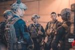 《红海行动》蝉联单日票房冠军 公开杜江战地日记