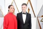 北京时间3月5日,第90届奥斯卡金像奖颁奖典礼在好莱坞杜比剧院举行,红毯上星光熠熠,巨星云集。图为:《魅影缝匠》沙龙网上娱乐保罗·托马斯·安德森。