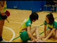 《恋爱回旋》向中国乒乓致敬 苍井优化身扫地僧