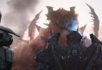 """由美国传奇影业、美国环球影业和善为影业联合出品的好莱坞科幻动作巨制《环太平洋:雷霆再起》发布了""""英雄集结""""版特辑,面对凶猛巨兽掀起的世界浩劫,年轻的机甲驾驶员们热血集结,拯救世界的大战即将震撼上演。据悉,影片将于3月23日全国上映。"""