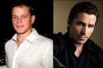 达蒙、贝尔有望合作 出演未定名福特VS法拉利电影