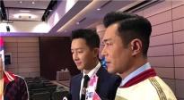 """香港国际影视展:古天乐 """"24小时内两夺影帝"""""""