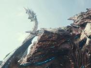 《环太平洋:雷霆再起》今上映 三大怪兽合为一体