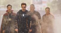 《复仇者联盟3:无限战争》IMAX对比预告片