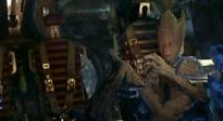 《复仇者联盟3:无限战争》电视预告 格鲁特开口跪