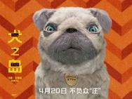 《犬之岛》曝中文版角色海报 老白寡姐秒变汪星人