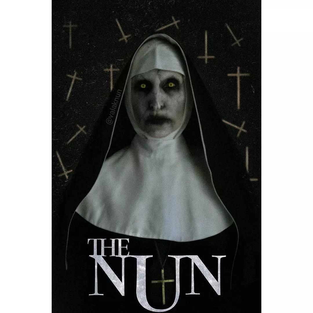 欧式古典修女服装图片