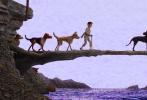好莱坞动画电影《犬之岛》即将于4月20日全国上映,今日片方曝光了一组电影原画手稿及相应的成图剧照。手稿虽然线条简约但内容却十分考究,细节更是做到极致,将韦斯·安德森创作的奇妙世界最初的模样呈现在观众面前。这部好莱坞动画大片以狗狗为视角,向观众展现了一个美妙的狗狗世界。