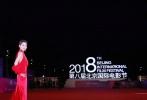 第八届北京国际电影节开幕式典礼于2018年4月15日晚在北京怀柔雁栖湖国际会展中心举行,中外著名电影人汇聚北京。电影频道当家花旦主持人蓝羽和郭玮分别主持北京国际电影节的开闭幕式和红毯,CCTV6电影频道也对第八届北京国际电影节开闭幕式进行全程直播。