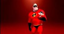 《超人总动员2》预告片 小小超人爆发惊人力量