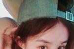 赵丽颖2个半月后更博晒自拍 皮肤粉嫩大眼超萌