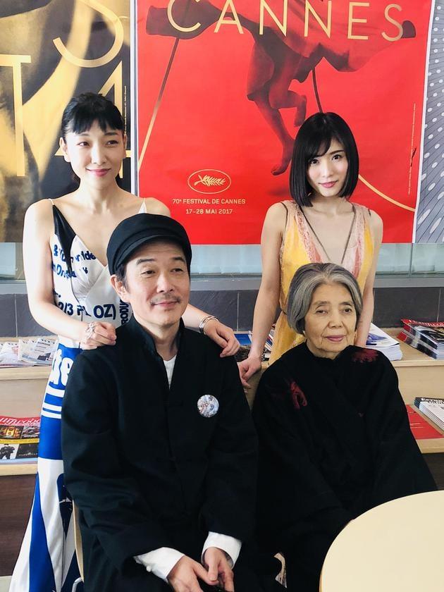 对话日本电影《小偷家族》主演:电影也是一种羁绊