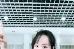 辣妈张嘉倪怀二胎气色好 眨眼卖萌少女感爆棚