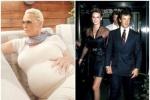 史泰龙54岁前妻宣布怀孕 与第5任老公生第5胎