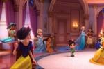 大招!《无敌破坏王2》集齐迪士尼全部公主大合照