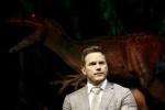 《侏罗纪2》星爵现场秀中文 拍戏时越可怕越兴奋