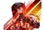 《蚁人2》曝角色海报 蚁人、黄蜂女与反派出场