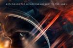 《登月第一人》海报 高司令身穿宇航服走进太空