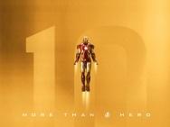 漫威十周年角色海报来袭 谁是你最喜欢的超级英雄